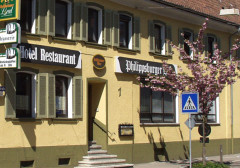 Hotel Strassenansicht